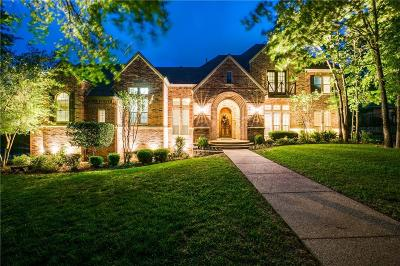 Southlake, Westlake, Trophy Club Single Family Home For Sale: 802 Parkcrest Court