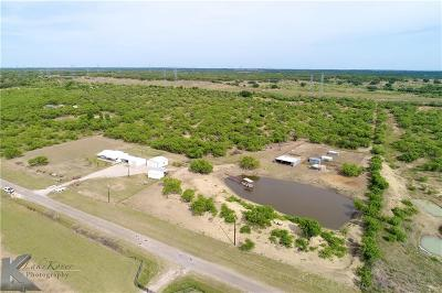 Brownwood Single Family Home For Sale: 13255 County Road 237