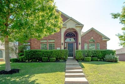 Glenn Heights Single Family Home Active Contingent: 2712 Hawthorne Drive