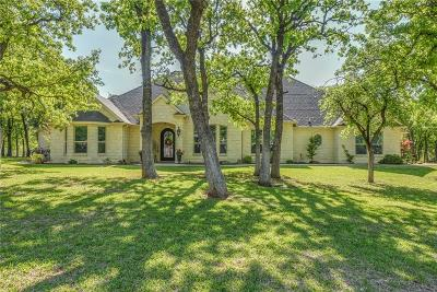 Weatherford Single Family Home For Sale: 129 Foxpointe Circle