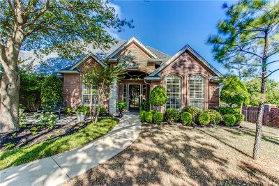 Fort Worth Single Family Home For Sale: 7400 Eagle Ridge Circle