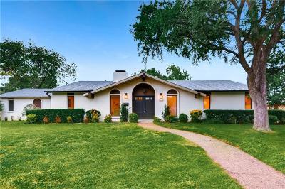 Dallas Single Family Home For Sale: 3945 Boca Bay Drive