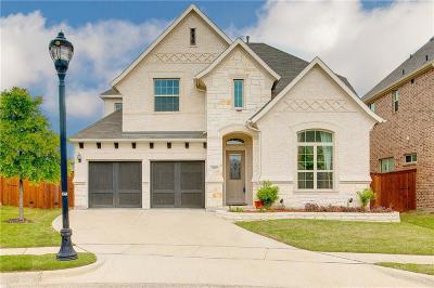 McKinney Single Family Home Active Contingent: 3805 Ocala Lane