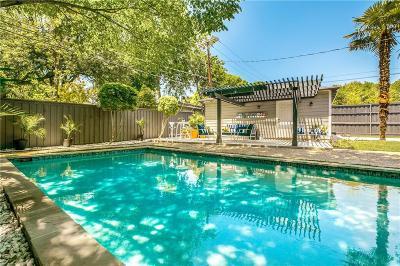 Dallas Single Family Home For Sale: 833 Kirkwood Drive