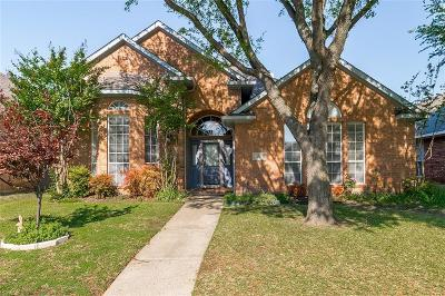 Frisco Single Family Home For Sale: 5009 Promise Land Drive