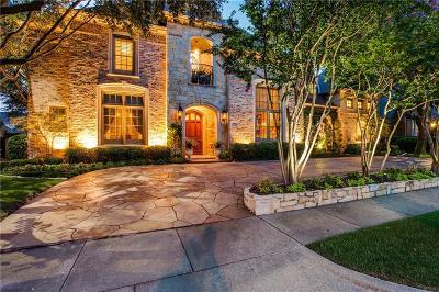 Single Family Home For Sale: 5307 Ambergate Lane