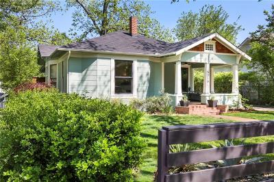Dallas Single Family Home For Sale: 5319 Victor Street