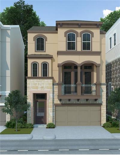 Dallas Townhouse For Sale: 1952 Kessler Heights Lane