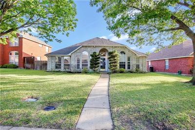 Desoto Single Family Home For Sale: 1133 Barrington Drive