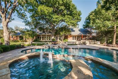 Heath TX Single Family Home Active Option Contract: $1,499,999