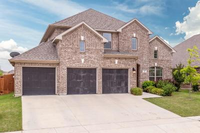 Single Family Home For Sale: 15001 Seventeen Lakes Boulevard