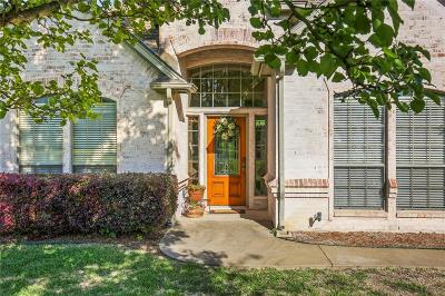 Aledo Single Family Home For Sale: 1520 Greenleaf Drive