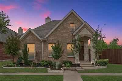 Frisco Single Family Home Active Contingent: 9205 Welch Folly Lane