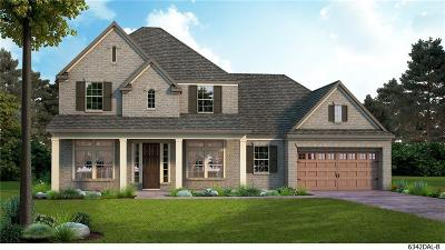 Argyle Single Family Home For Sale: 1021 Treeline Drive