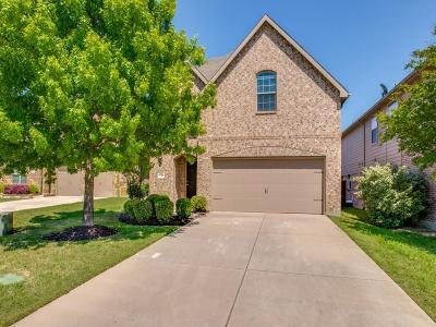 Mckinney Single Family Home For Sale: 1705 Willard Drive