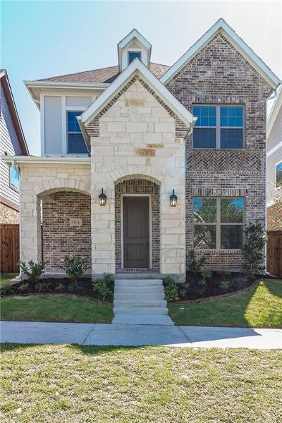 Fort Worth Single Family Home For Sale: 1816 Roundtree Circle W