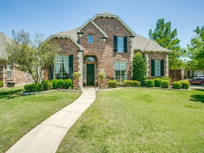 Lewisville Single Family Home Active Option Contract: 1213 Queen Guinevere Drive