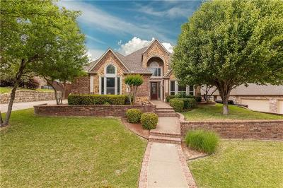 Mansfield Single Family Home For Sale: 4 Crestlake Court