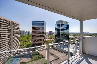 Dallas Condo For Sale: 3883 Turtle Creek Boulevard #2011