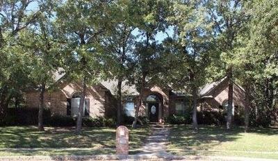 Keller Single Family Home Active Contingent: 1302 Austin Thomas Drive