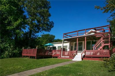 Mabank Single Family Home For Sale: 154 King Arthur Road