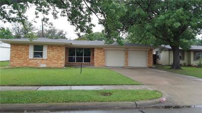 Farmers Branch Single Family Home For Sale: 13961 Birchlawn Drive