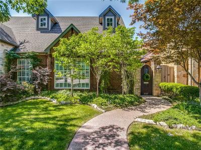 Dallas Half Duplex For Sale: 3707 W Beverly Drive