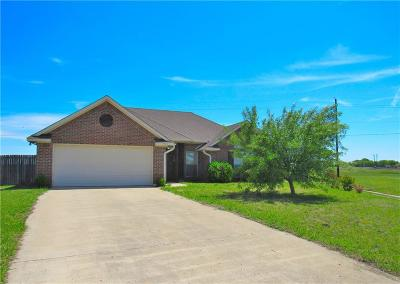 Van Alstyne Single Family Home Active Option Contract: 705 Billups Circle