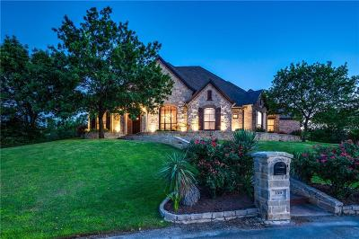 Fort Worth Single Family Home For Sale: 159 Silver Valley Lane