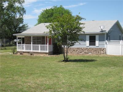 Azle Single Family Home Active Contingent: 7360 Portwood Road