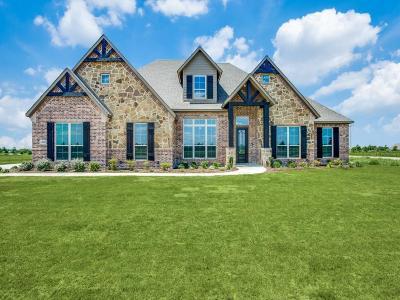Midlothian Single Family Home For Sale: 4010 Richard Road