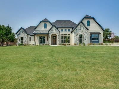 Midlothian Single Family Home Active Kick Out: 2961 American Sparrow Drive
