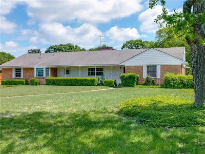 Single Family Home For Sale: 10912 Aladdin Drive