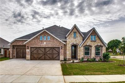 Denton Single Family Home For Sale: 5025 Marble Falls Drive