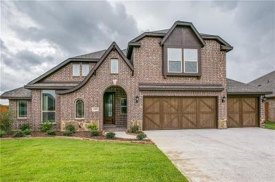 Denton Single Family Home For Sale: 4601 Stillhouse Hollow Lane