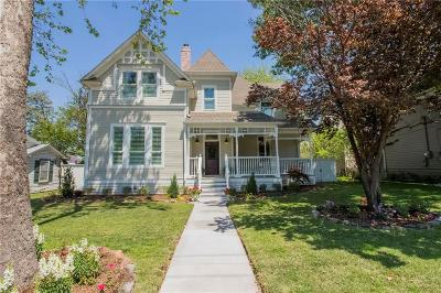 McKinney Single Family Home Active Option Contract: 616 W Hunt Street