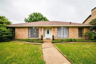 Single Family Home For Sale: 1226 Columbine Drive
