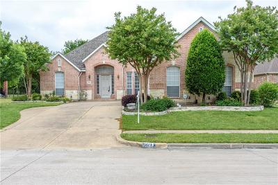 Carrollton Single Family Home For Sale: 3533 Cimarron Drive