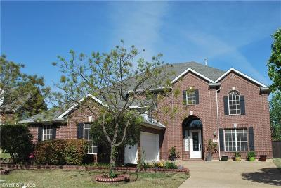 Irving Single Family Home Active Option Contract: 9125 Oleander Way