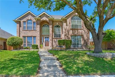Frisco Single Family Home Active Option Contract: 11324 Creekwood Drive
