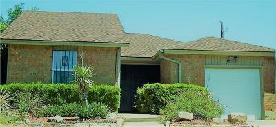 Arlington Single Family Home For Sale: 6009 Cool Springs Drive