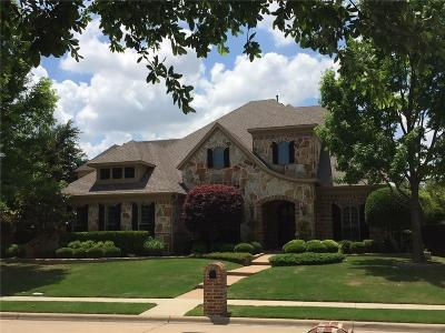 Mckinney Single Family Home For Sale: 1504 Stoneoak Drive