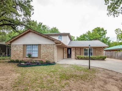 Irving Single Family Home For Sale: 410 Little John Drive