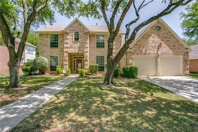 Frisco Single Family Home For Sale: 5400 Lebeau Lane