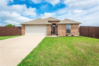 Fate Single Family Home For Sale: 207 Valen Drive