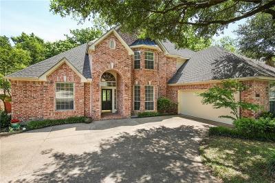McKinney Single Family Home For Sale: 2721 Brookside Lane