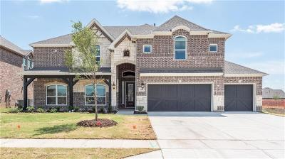 Celina Single Family Home For Sale: 4410 Mineral Creek Trail