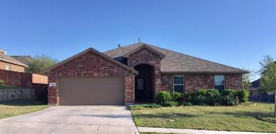 Azle Single Family Home Active Option Contract: 1304 Meadowlakes Drive
