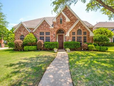 Coppell Single Family Home Active Kick Out: 412 Graywood Court