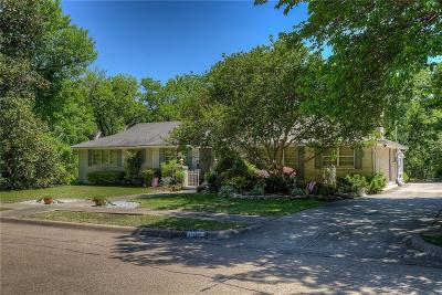 Garland Single Family Home For Sale: 804 Carroll Drive